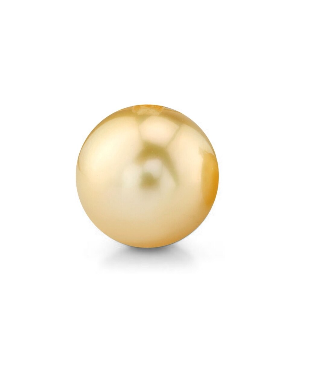 This loose Gold South Sea pearl is 10.0mm in size