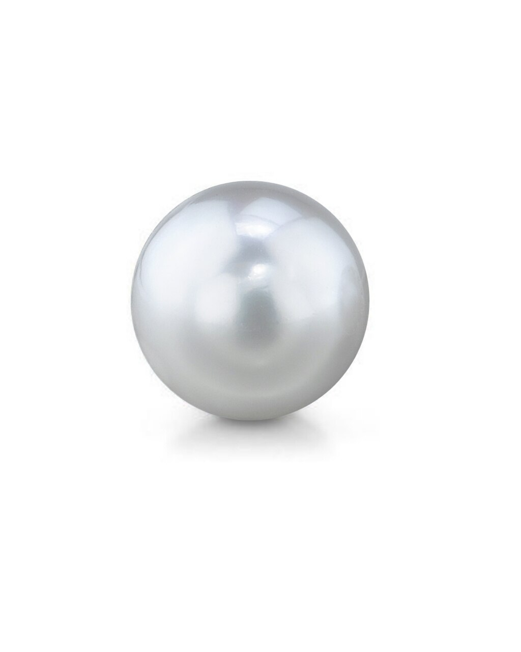 This loose White South Sea pearl is 10.0mm in size